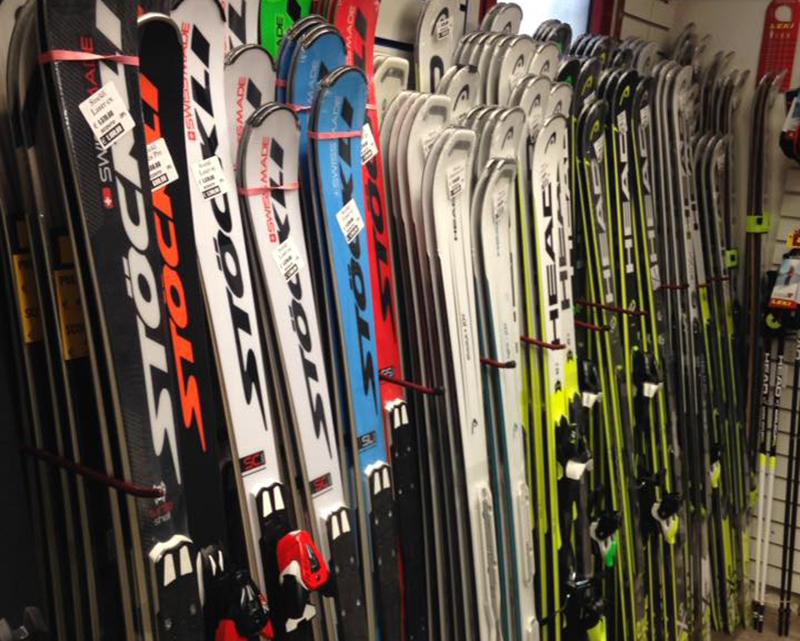 Reparto sci Nata Sport